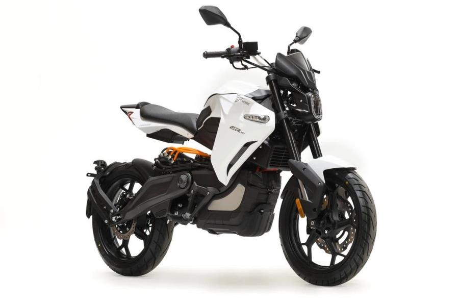 Voge ER-10, la moto eléctrica deportiva
